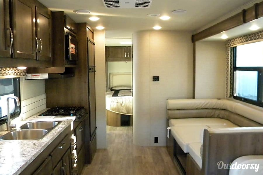 "interior 2018 Jayco 29XK ""The Nutty RV"" Metairie, LA"