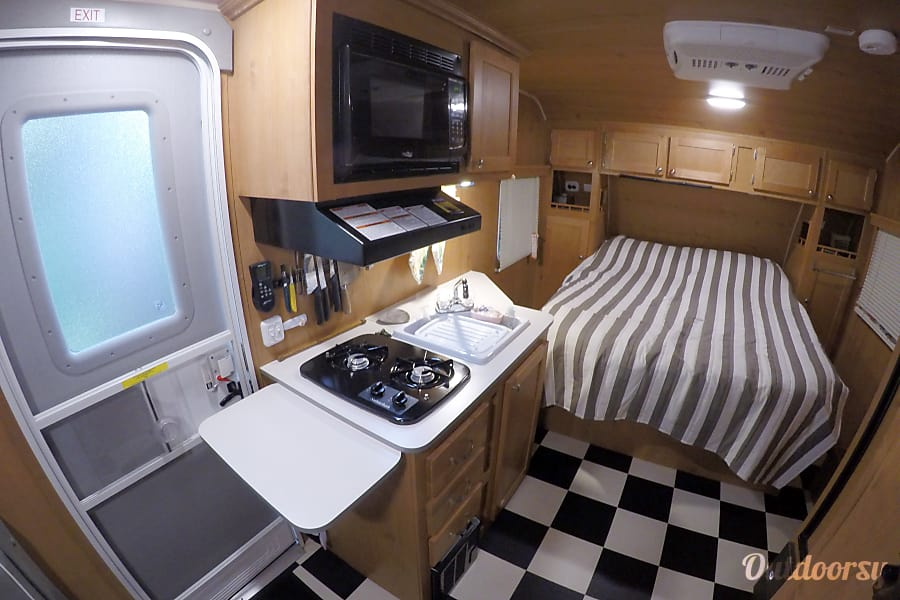 interior 2017 Riverside Rv Retro Bellevue, WA