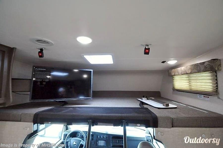interior 2019 Coachmen Freelander McAllen, TX