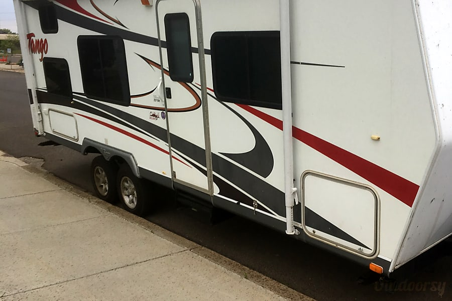 2008 Pacific Coachworks Tango Sherwood Park, AB
