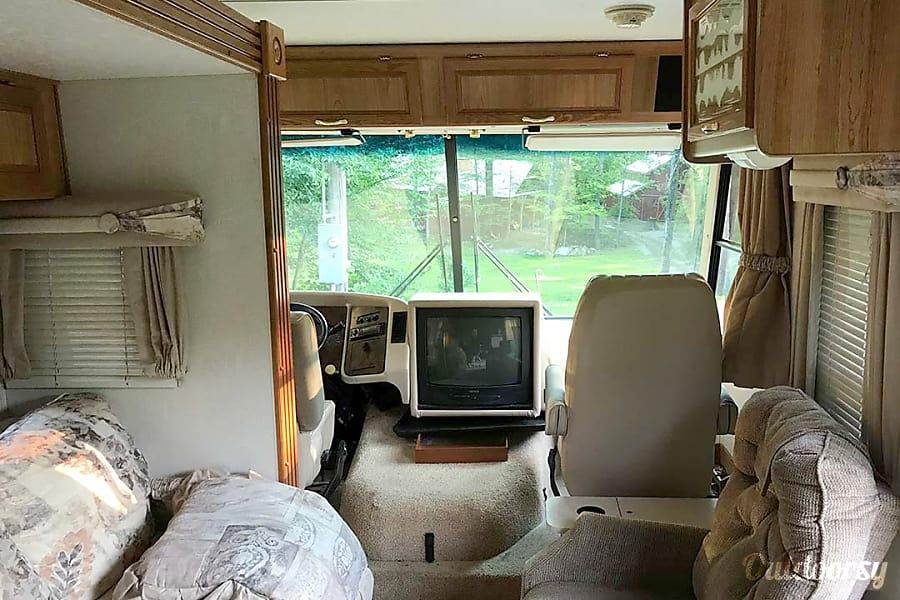 2000 34' Coachman MIRADA 340MBS Essex, VT