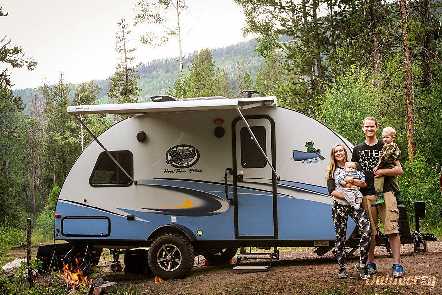 exterior New Modern R-Pod, Lightweight Taylorsville, UT