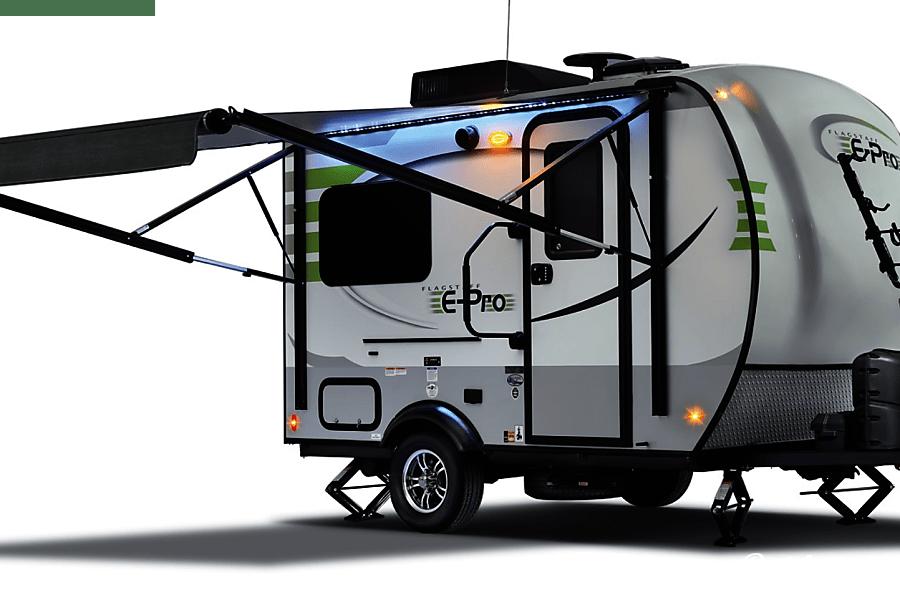 2018 Flagstaff E Pro 14 Longs Peak Trailer Rental In Fort