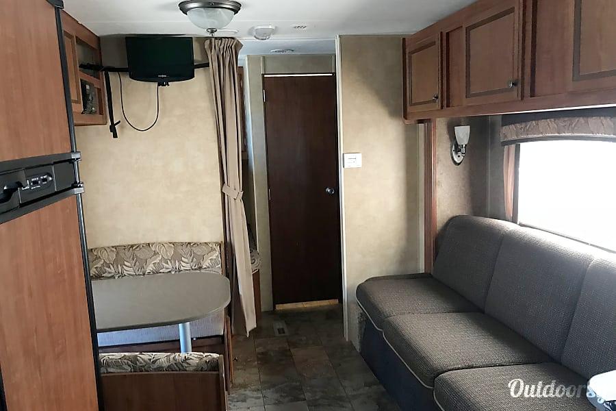 interior 2012 Jayco Jay Flight West Henrietta, NY