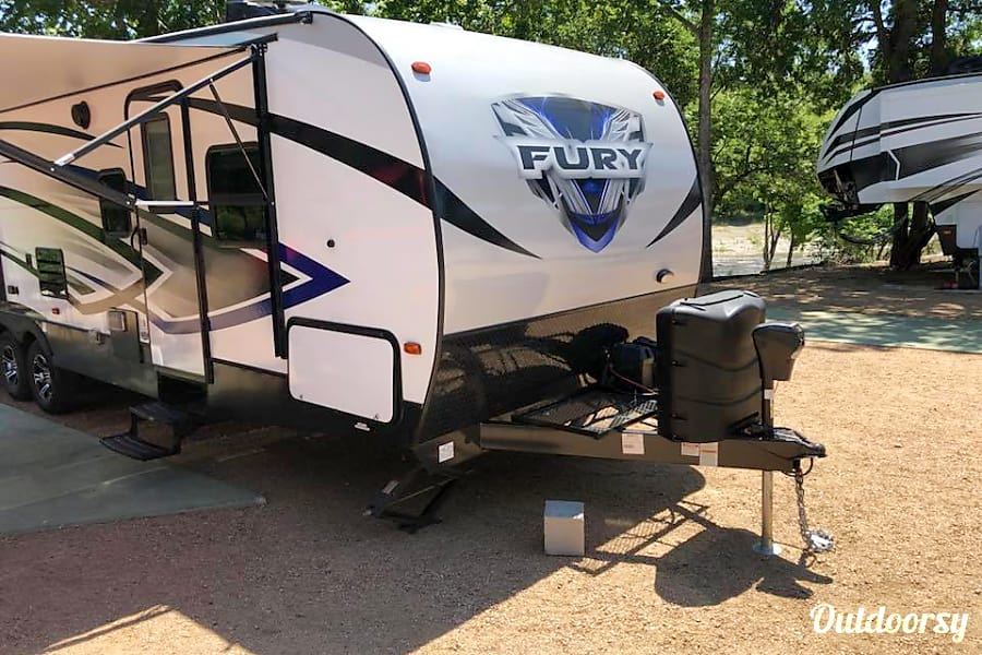 2018 Prime Time RV Fury 2910 New Braunfels, TX