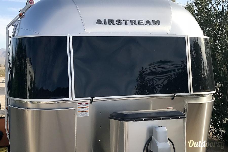 exterior The Joshua Tree Airstream Experience Joshua Tree, CA