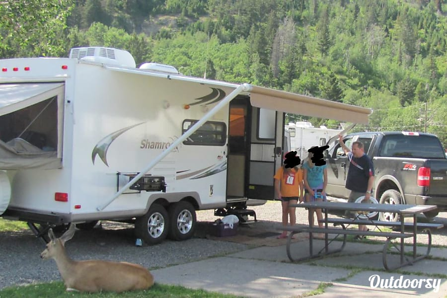 2011 Forest River Shamrock 183 Edmonton, AB
