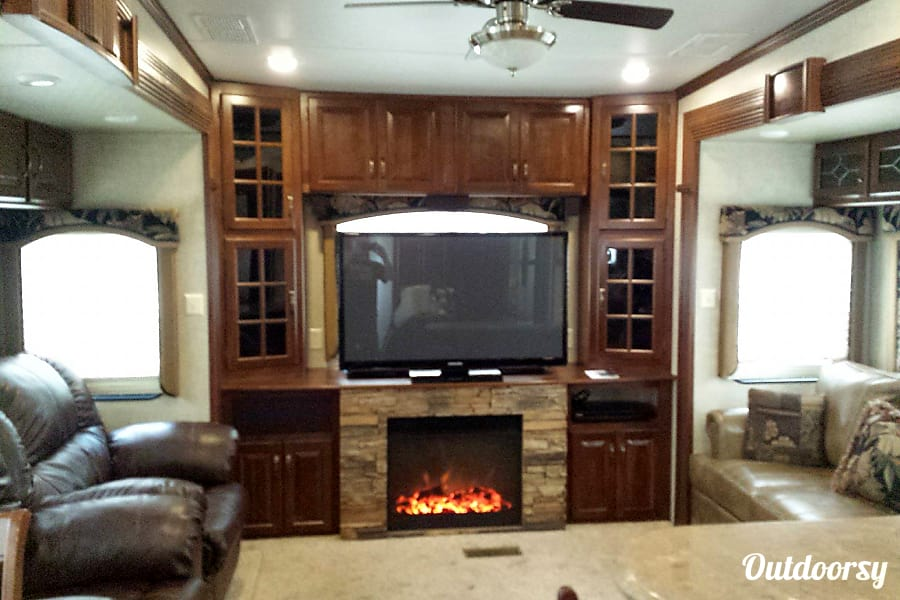2013 Keystone Alpine Palm Coast Fl