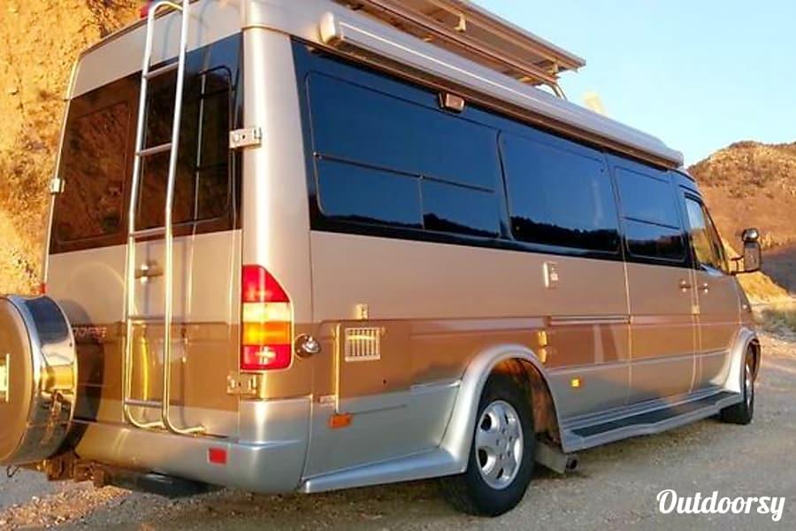 """Airstream Interstate 22 Solar """"Sweet Ride"""" Ogden, UT"""