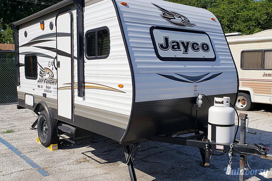 exterior 2017 Jayco Baja San Antonio, TX