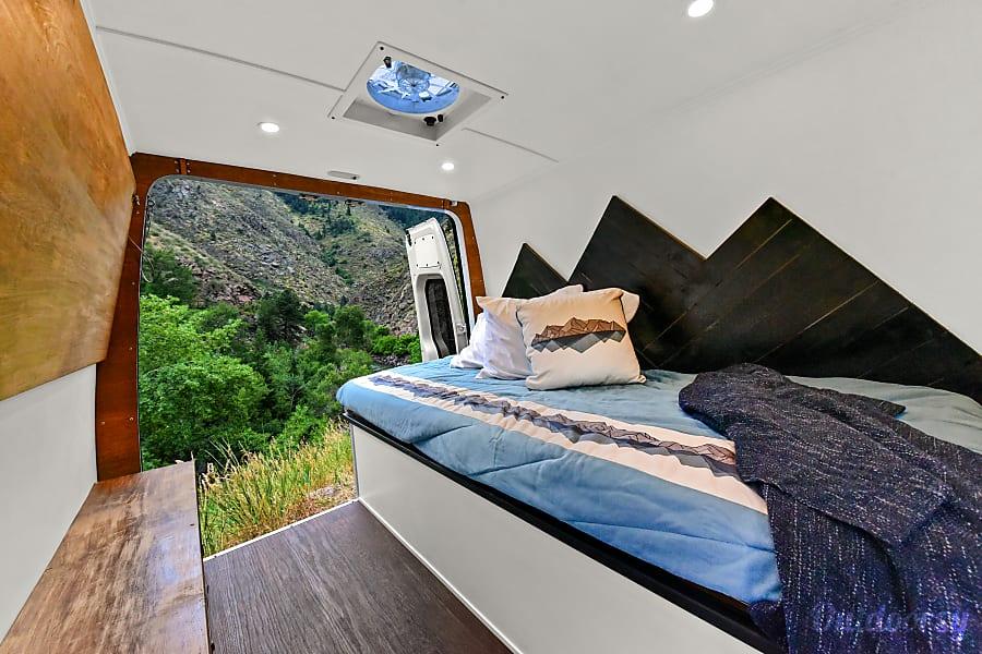 interior TREK Golden, CO