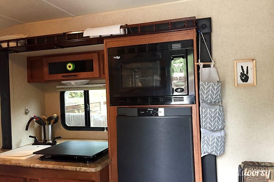 interior R-Pod  PODCITA (delivery and pick up option) Pebble Beach, CA