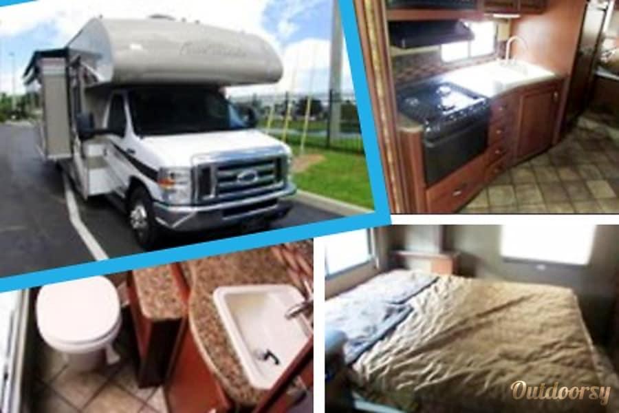 2015 Thor Motor Coach Four Winds Jacksonville, FL