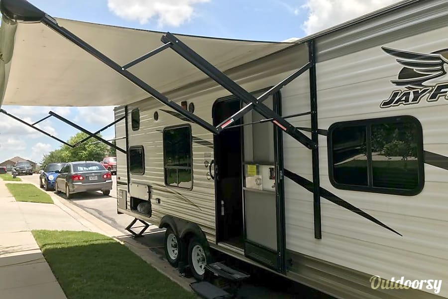 exterior 2016 Jayco Jay Flight**everythings included! Delivery available! Cibolo, TX