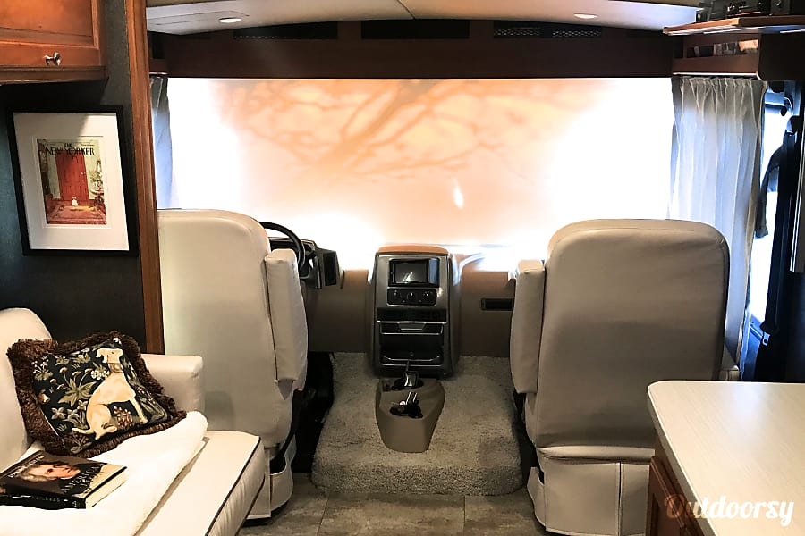 interior 2017 Winnebago Vista Rockwall, TX