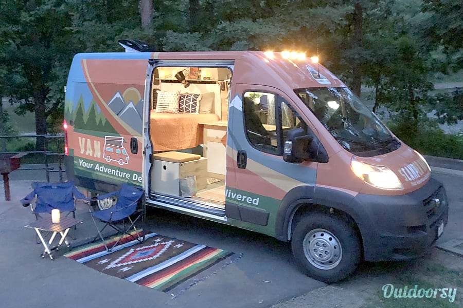 exterior sCAMPer Van 4 Atlanta, GA