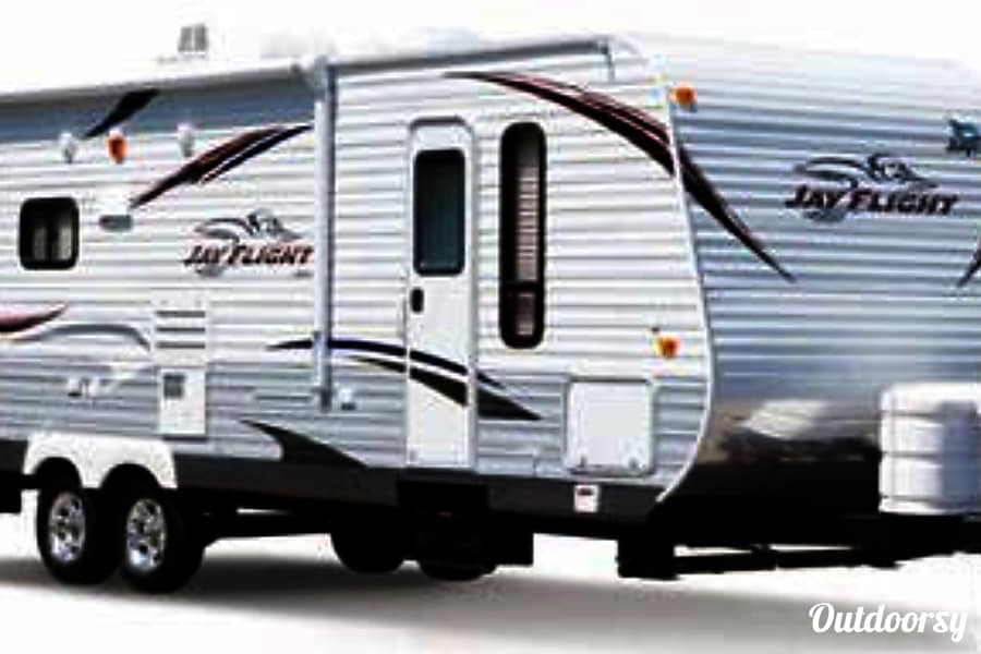 exterior 2013 Jayco Jay Feather Ultra Lite Morris, IL