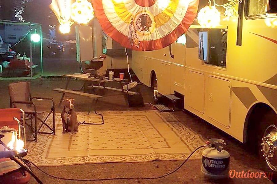 """Ultimate """"Glamping Machine"""" Virginia Beach, VA"""