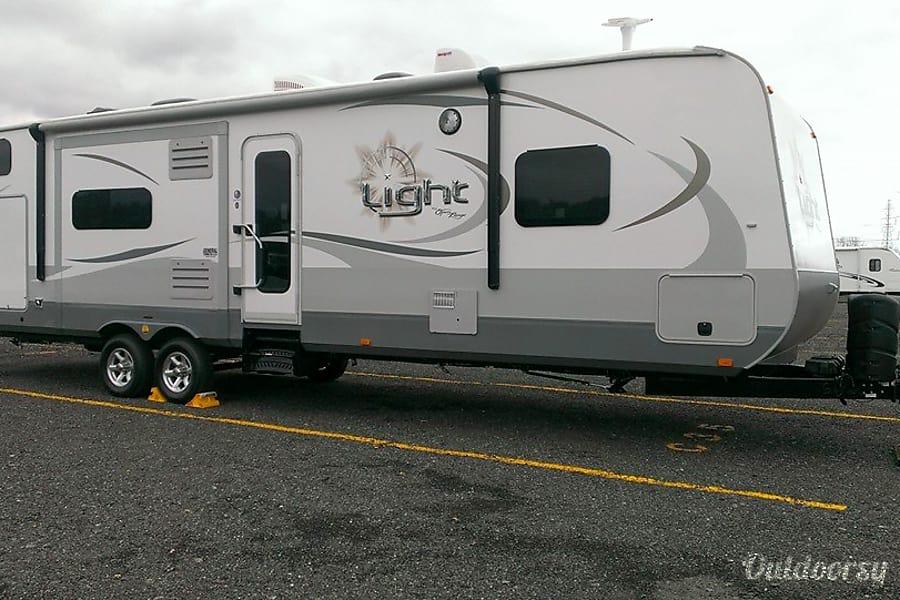 2014 Open Range LT308BHS Warren, MI
