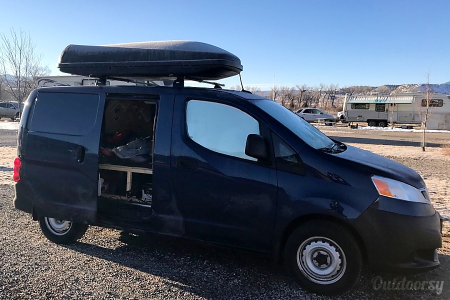 2014 Nissan NV 200 Englewood, IN
