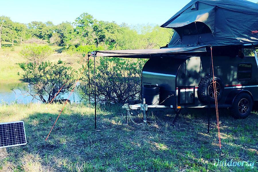 2018 Intech Pursue Trailer Rental In Fort Worth Tx