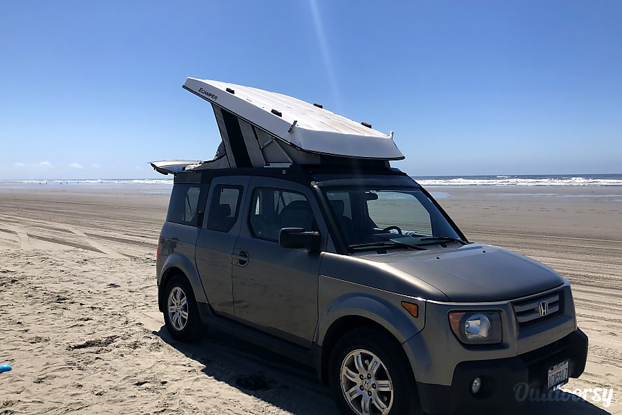 Camper SUV - 2008 Honda Element eCamper Seattle, WA