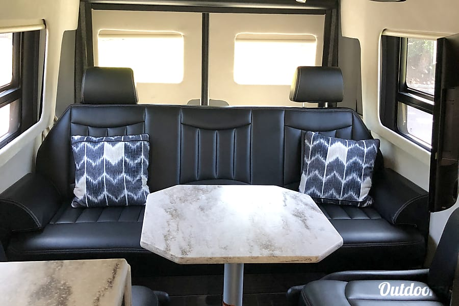 Mercedes Sprinter Rv >> 2016 Airstream Interstate 4wheel drive Motor Home Class B Rental in Beaverton, OR | Outdoorsy