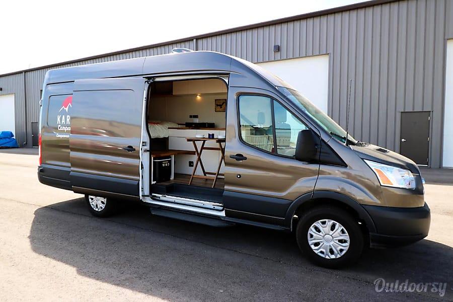 Image Result For Ford Transit Adventure Van