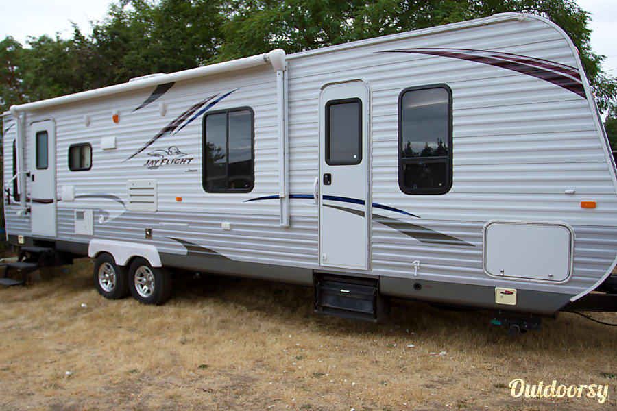 exterior *Festival Ready* Comfort of Home on wheels! Oak Harbor, WA