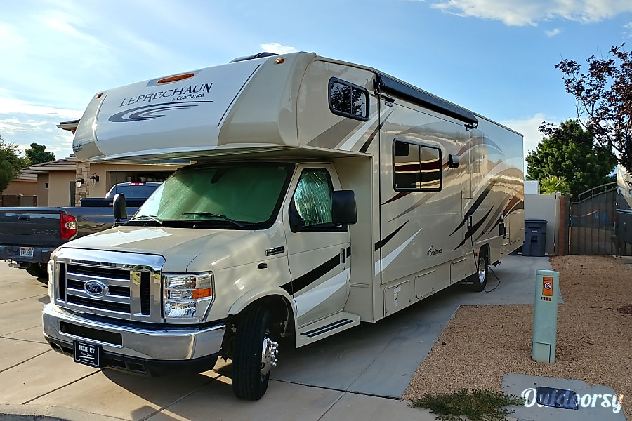 2016 Coachmen Leprechaun 310BH St. George, UT