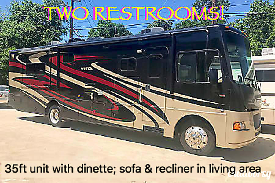 (A7) Winnebago Vista 35' Cypress, TX