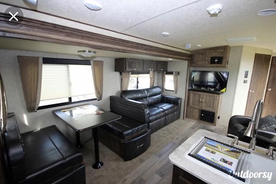 2018 Forest River Vibe Trailer Rental In Ozark Mo Outdoorsy