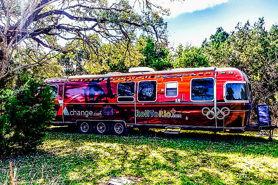 Amazing Airstream Experience at Lake Travis