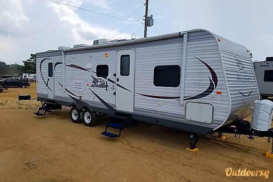 exterior 2015 Jayco Jay Flight Garner, NC