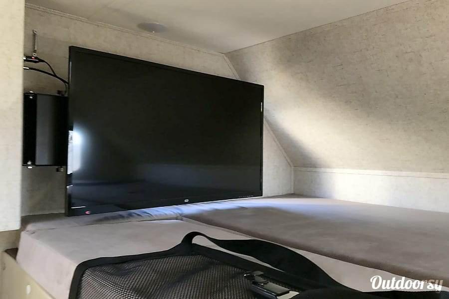 interior 2018 Forest River Forester Euclid, OH
