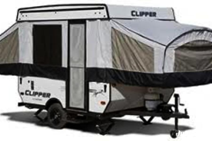 2018 coachmen clipper 806xls trailer rental in wellborn, fl | outdoorsy