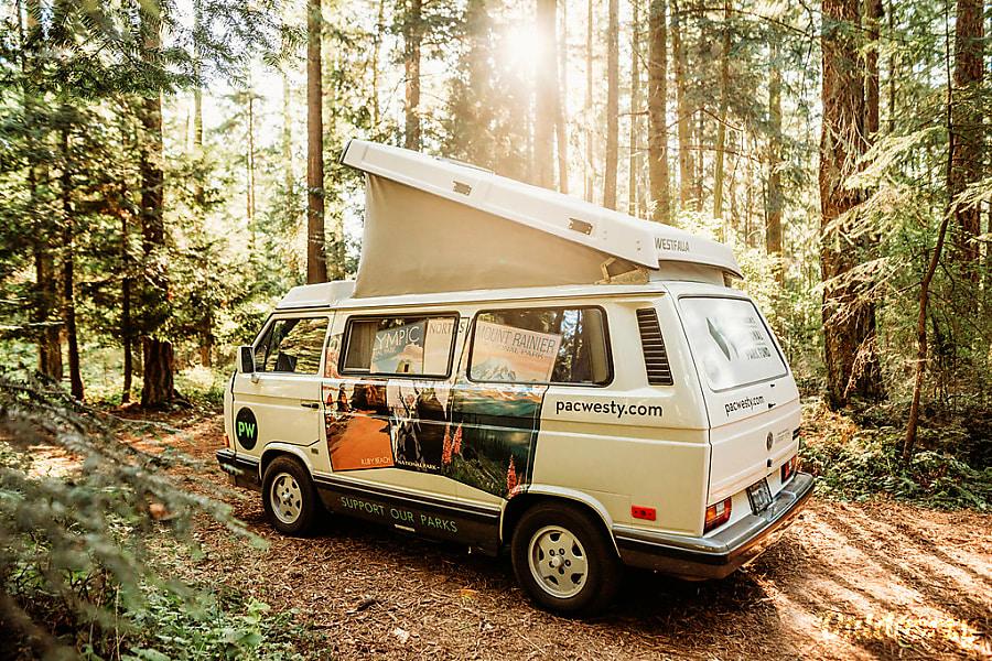 exterior PacWesty Van #5 - LuLu Bainbridge Island, WA