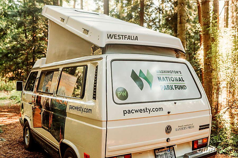 PacWesty Van #5 - LuLu Bainbridge Island, WA