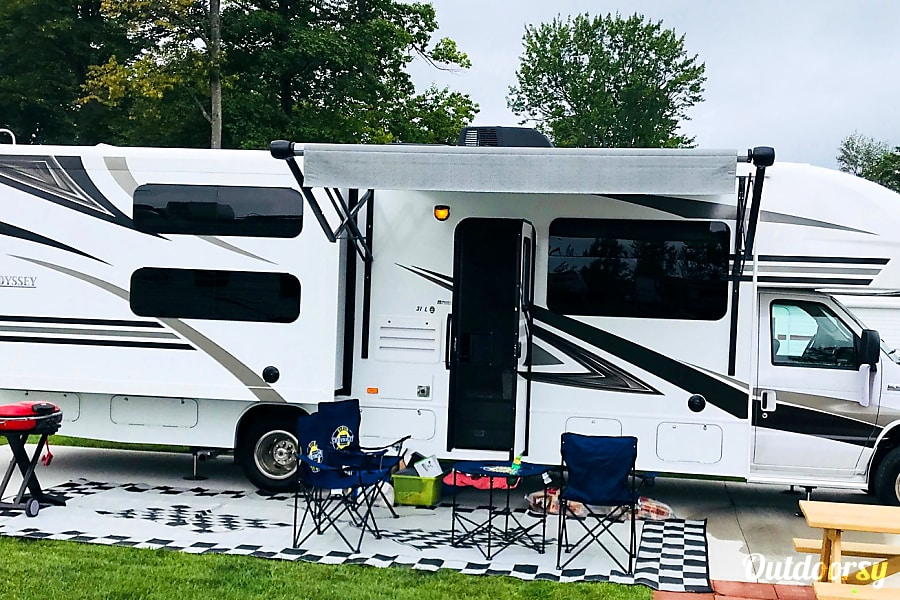 exterior 2019 Entegra Coach Other Mascouche, QC