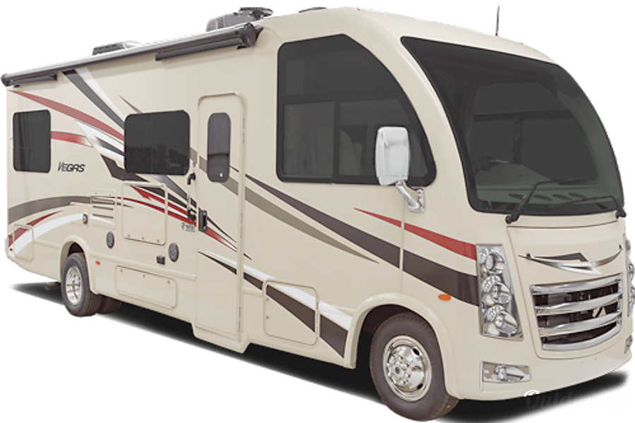 exterior 2019 Thor Motor Coach Vegas Greensboro, NC