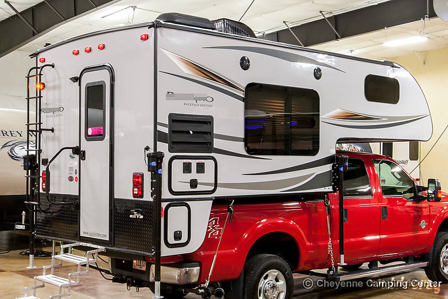 2018 Palomino Backpack Edition Motor Home Truck Camper ...