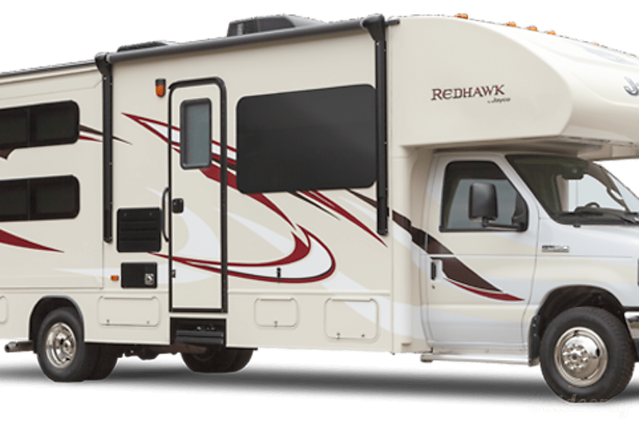 exterior 2016 Jayco Redhawk Russell Springs, KY