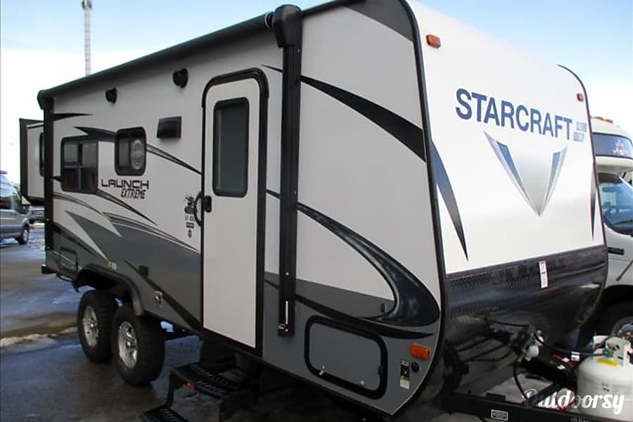 exterior 2018 Starcraft Launch New Tecumseth, ON