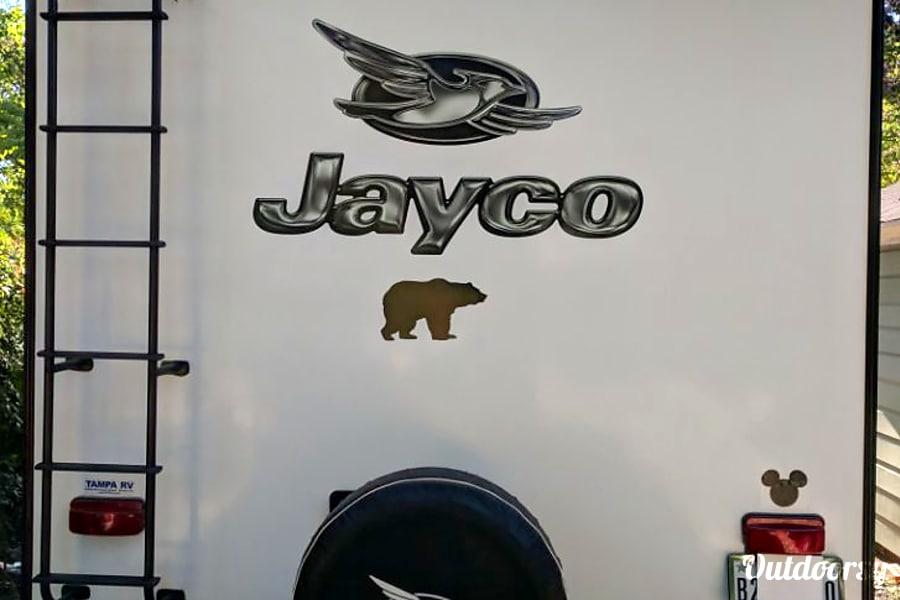exterior 2016 Jayco White Hawk Dallas, TX