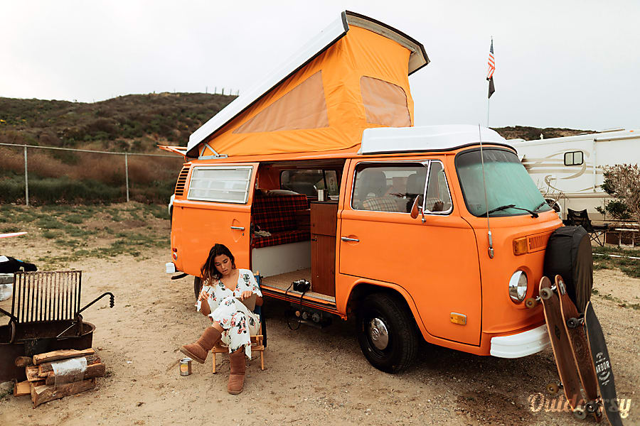 1974 VW Westfalia- George Santa Barbara, CA