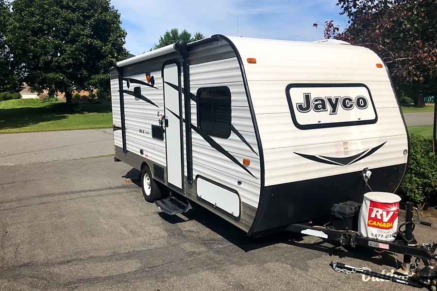 exterior 2017 Jayco Jay Flight Swift Ottawa, ON