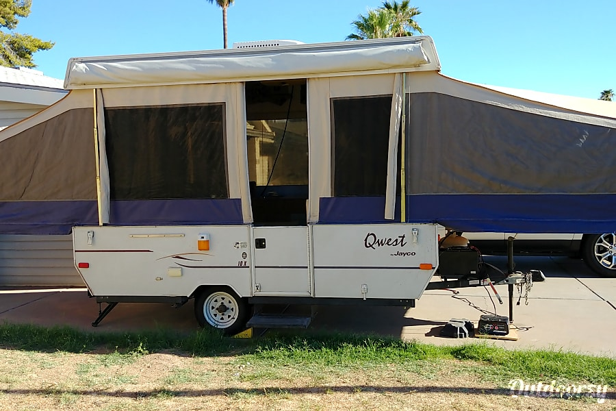 exterior 2003 Jayco Quest Tempe, AZ