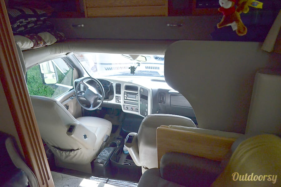 interior Jayco Seneca 34SS Dallas, TX