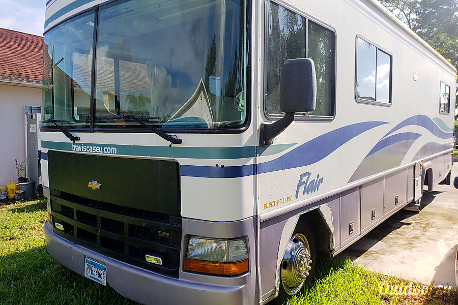 2000 Fleetwood Flair Homestead, FL