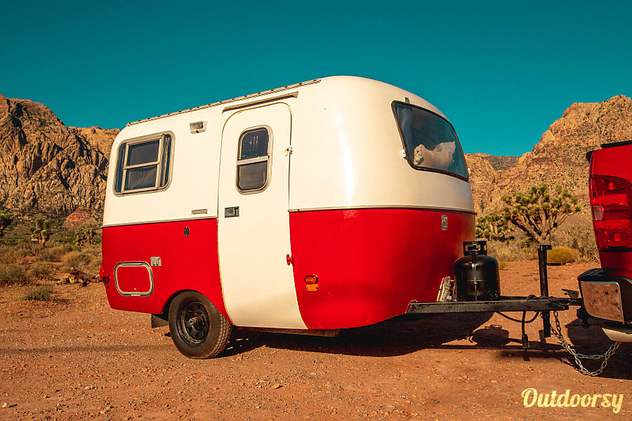 1980 Boler 1300 Trailer Rental In Las Vegas Nv Outdoorsy